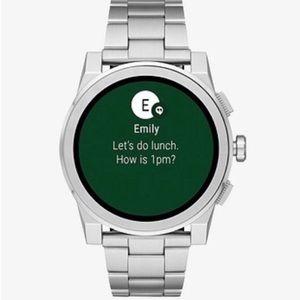 Michael Kors unisex Grayson Smartwatch